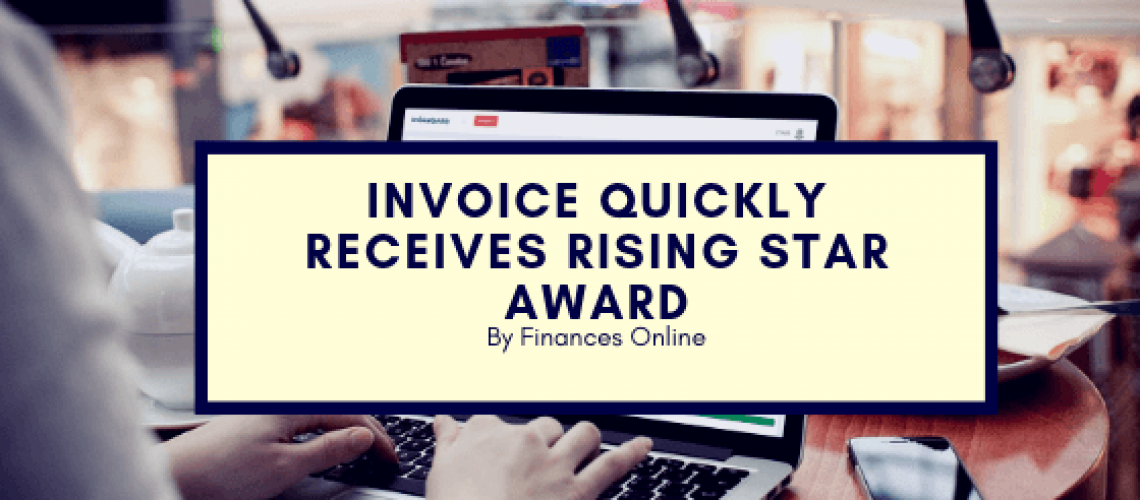Invoice-Quickly-receives-rising-star-award